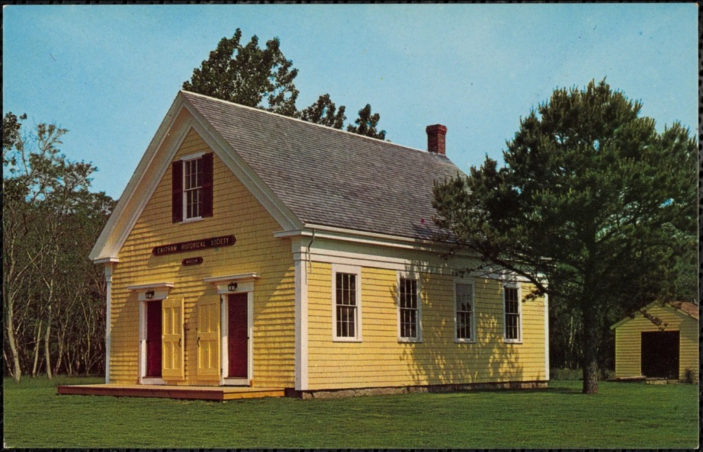 The Eastham Historical Society Inc. Postcard