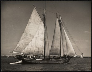 Nantucket, Mass. from the Griffin Museum of Photography