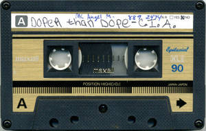 """Doper than Dope"". From Massachusetts Hip-Hop Archive."