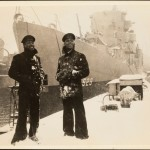 Two sailors from the USS Masonfrom U.S. Naval District 1 Photo Collection