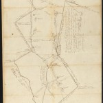Plan of Greenwich from the  Mass. Archives Town Plans, 1794 collection