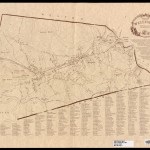 Index map, Town of Wellesley Wellesley Free Library Local Historical Maps