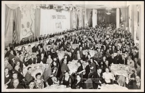 World Armenian Congress from the Project SAVE Archives Banquet and Panoramic Photo Collection