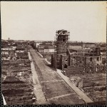 Charleston, SC April 1865 from The Medford Historical Society & Museum