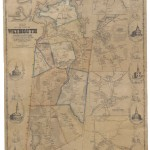 Map of the Town of Weymouth, Norfolk County, Mass.Weymouth Room and Local History Collections