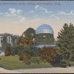 The observatory, Smith College, Northampton, Mass.  from Anna Maria College Blumsack Travel Postcards