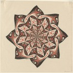 Path of Life I M. C. Escher (1898-1972). Prints and Drawings (BPL)