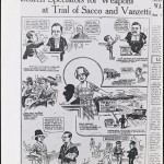 Search spectators for weapons at trial of Sacco and Vanzetti