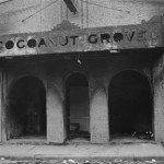 Cocoanut Grove Entrance