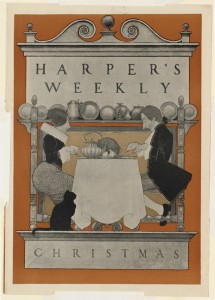 Harper's weekly, Christmas