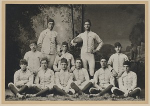 1881 Lawrence High School football team