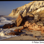 The multihued clay shades of Aquinnah