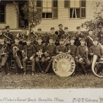 Noble and Cooley Drum Makers Band
